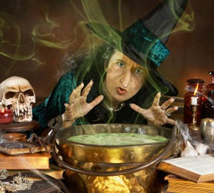 Bubble, bubble, toil and trouble: It seems that the doom-and-gloomers out there are at it again. This time, they're cooking up a cauldron of fear over an alleged pending bond bubble.