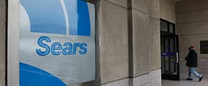 """<p>A  Credit Suisse analyst has called for <strong>Sears Holdings </strong>(Nasdaq: SHLD) to  liquidate its assets, saying that recent events surrounding the struggling  retailer have him singing """"This is the end."""" </p> <p>Sears  stock fell 5.2 % Thursday,  after falling 9.4% Tuesday and another 2.6% Wednesday on news that the company  is borrowing $400 million from ESL Investments.</p> <p>The post <a rel=""""nofollow"""" href=""""http://moneymorning.com/2014/09/18/sears-stock-nasdaq-shld-plunges-16-this-week-as-death-spiral-continues/"""">Sears Stock (Nasdaq: SHLD) Plunges 16% This Week as Death Spiral Continues</a> appeared first on <a rel=""""nofollow"""" href=""""http://moneymorning.com"""">Money Morning - Only the News You Can Profit From</a>.</p>"""