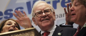 Buffett spoke in Detroit as part of the Goldman Sachs 10,000 Small Businesses initiative.