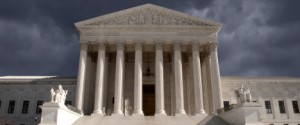 Davis couldn't get three Supreme Court justices to agree that her appeal deserved to be heard.