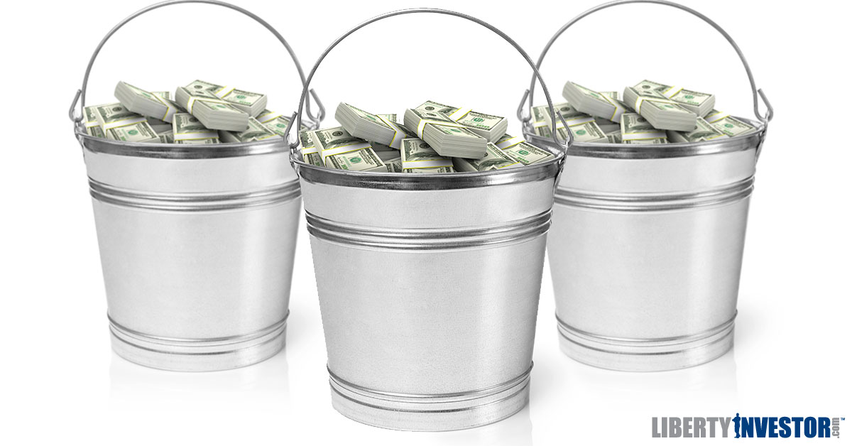 How To Retire With 'Buckets' Of Money - Liberty Investor™