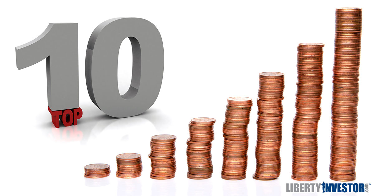 These 10 Penny Stocks Under $1 Show Gains As Big As 1,033 ...